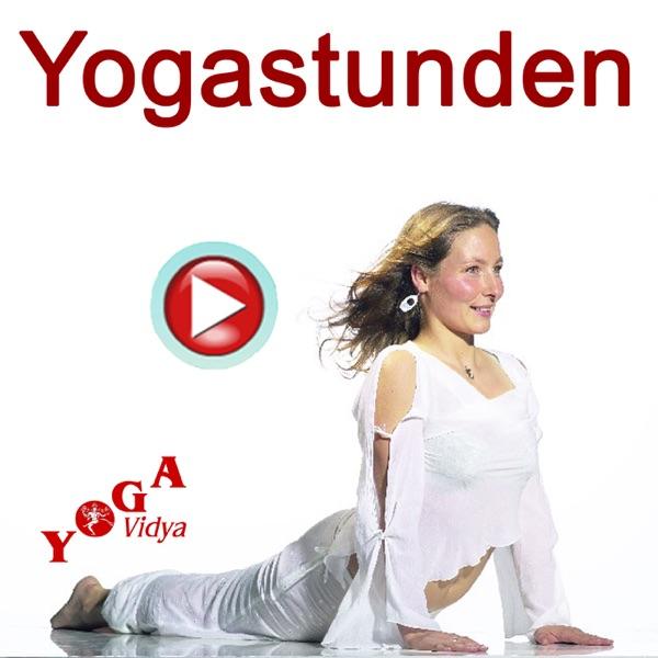 Yogastunden für Anfänger und Fortgeschrittene
