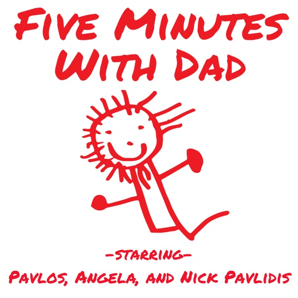 """Five Minutes With Dad - Cute Kids Podcast Parents.com Listed as 1 of """"11 Podcasts Your Kids Should Be Listening To!"""""""