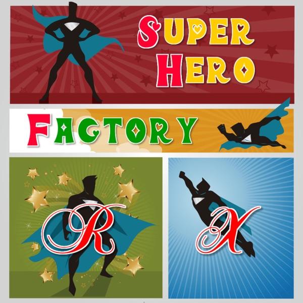 スーパーヒーローファクトリーRX   ~特撮・アニメ・漫画・ローカルヒーローを熱く語る! 創作する! おたく系サブカルバラエティポッドキャスト~