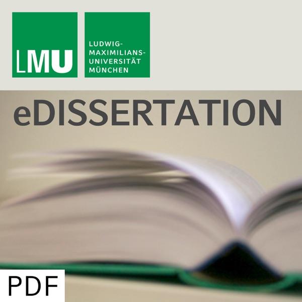 Fakultät für Chemie und Pharmazie - Digitale Hochschulschriften der LMU - Teil 03/06