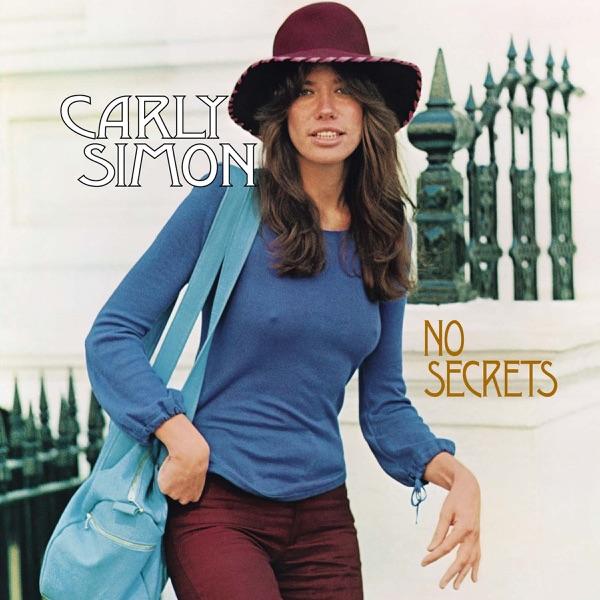 No Secrets Album Cover By Carly Simon