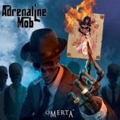 Adrenaline Mob - Omertá artwork