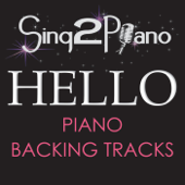 Hello (Piano Backing Tracks) - EP