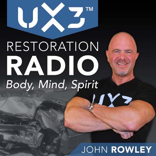 UX3 Restoration Radio By John Rowley