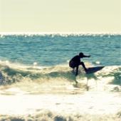 Joakim Karud - Let's Go Surfing artwork