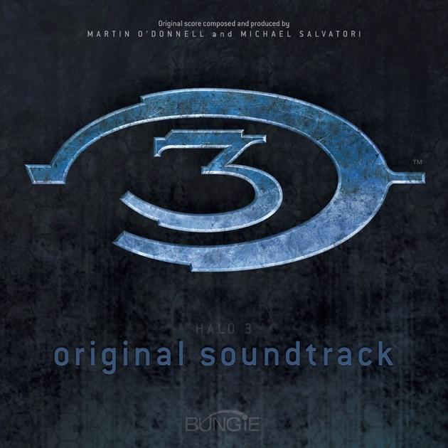 Halo 3 (Original Soundtrack) by Michael Salvatori & Martin O'Donnell