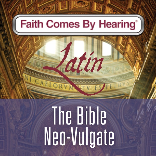 Latin Bible (Non-Dramatized