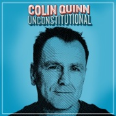 Cover to Colin Quinn's Unconstitutional