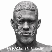 Usher - Hard II Love artwork