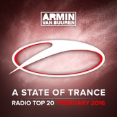 A State of Trance Radio Top 20 - February 2016 (Including Classic Bonus Track) cover art