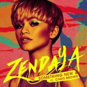 Zendaya - Something New (feat. Chris Brown) artwork