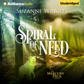 Suzanne Wright - Spiral of Need: Mercury Pack, Book 1 (Unabridged)  artwork