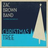 Christmas Tree (feat. Sara Bareilles) - Zac Brown Band Cover Art