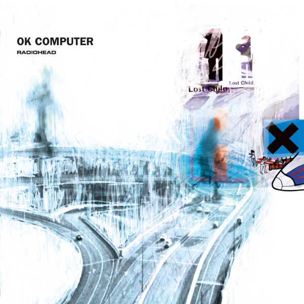 Ok Computer Album Cover By Radiohead