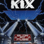 Don't Close Your Eyes - Kix Cover Art