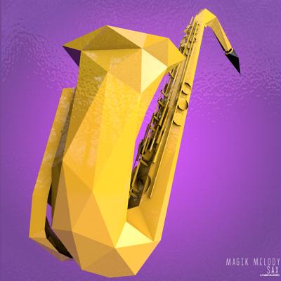 Magik Melody-Sax
