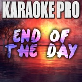 End of the Day (Originally Performed by One Direction) [Instrumental Version]