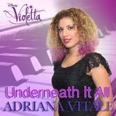 Underneath It All (Acoustic) from Violetta 3 - Adriana Vitale & Alessandro Serra