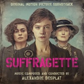 Suffragette (Original Motion Picture Soundtrack) cover art