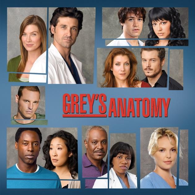 Grey's Anatomy, Season 3 on iTunes