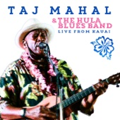 Taj Mahal & The Hula Blues Band - Live from Kauai  artwork