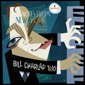 Bill Charlap Trio - Notes from New York  artwork