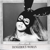 Ariana Grande - Dangerous Woman (Deluxe) artwork