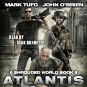 Mark Tufo, John O'Brien - A Shrouded World Book 2: Atlantis (Unabridged)  artwork