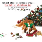 "The Light of Christmas Day (From ""Love the Coopers"") - Single cover art"