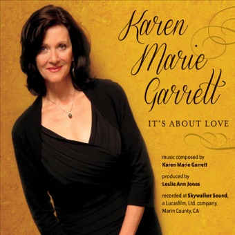 It's About Love – EP – Karen Marie Garrett