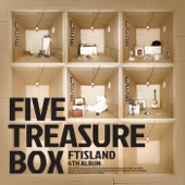 Five Treasure Box cover art
