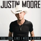 You Look Like I Need a Drink - Justin Moore Cover Art