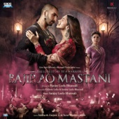 Sanjay Leela Bhansali - Bajirao Mastani (Original Motion Picture Soundtrack) artwork
