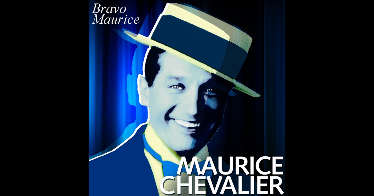 Maurice chevalier by maurice chevalier - gift this album to anyone using grruv