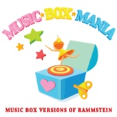 Music Box Versions of Rammstein