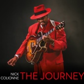 Nick Colionne - The Journey  artwork