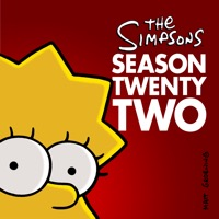 The Simpsons, Season 22 (iTunes)