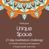 Day 1 of 21-Day Meditation Challenge