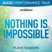 Nothing Is Impossible (Original Key Trax With Background Vocals)