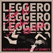 Cover to Natasha Leggero's Live At Bimbo's