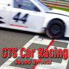 Several Gts Cars Slowly Following the Pace Car at the Entrance of a Corkscrew Turn Take 2