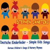 Deutsche Kinderlieder - Simple Kids Songs - German Children's Songs & Nursery Rhymes
