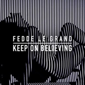 Keep on Believing (Radio Edit) - Single cover art