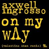 On My Way (Valentino Khan Remix) - Single cover art