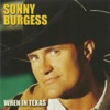 When in Texas, Sonny Burgess