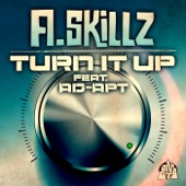 Turn It Up (feat. Ad-Apt) - Single cover art
