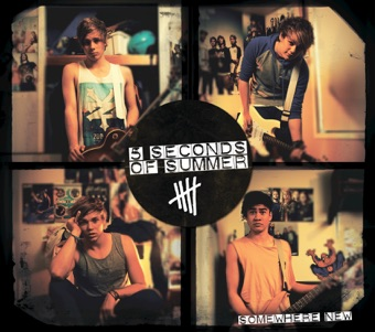 Somewhere New – EP – 5 Seconds of Summer