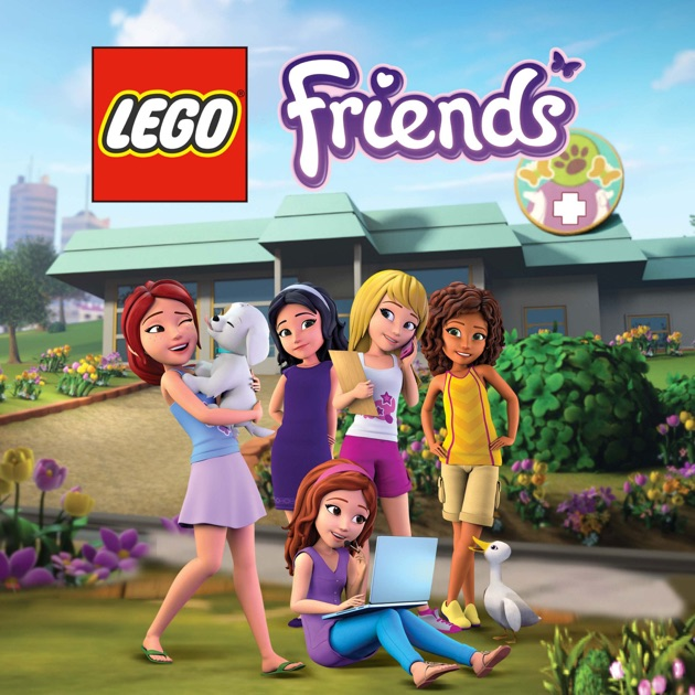 lego friends united as one vol 3 on itunes. Black Bedroom Furniture Sets. Home Design Ideas