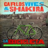 La Bicicleta (Versión Vallenato) - Single