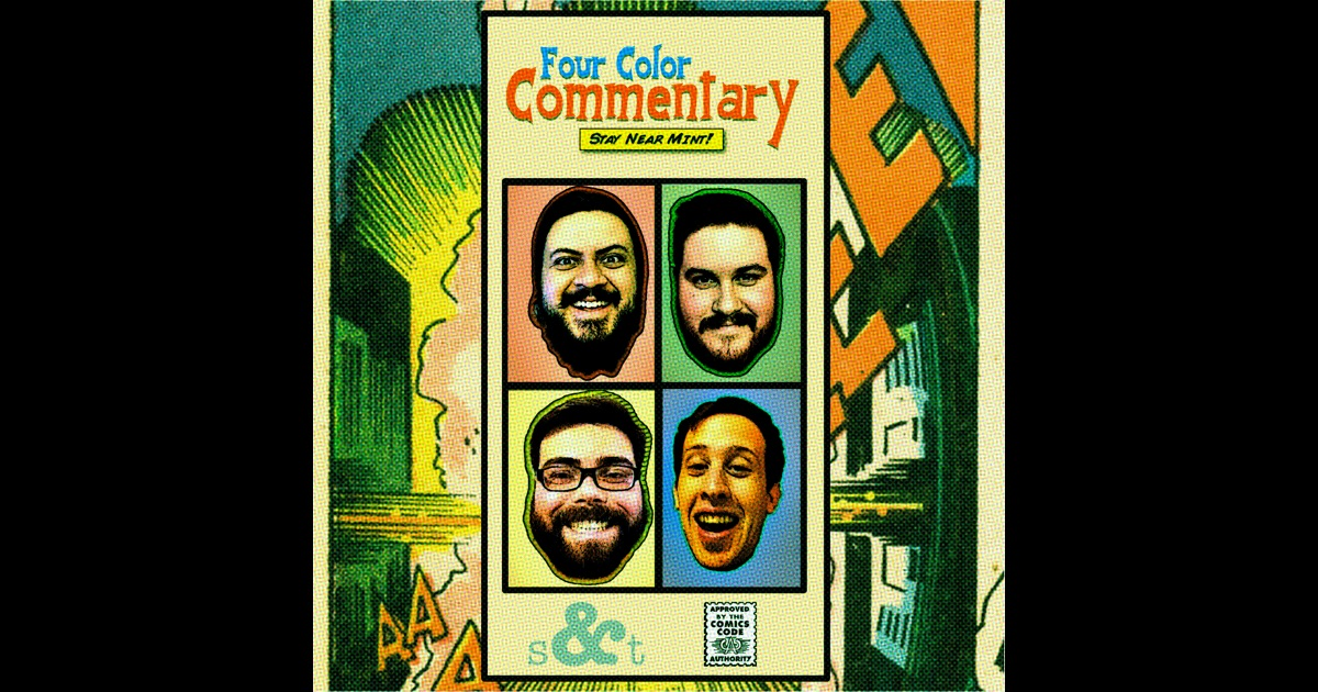 four color commentary by stuff things podcast network on